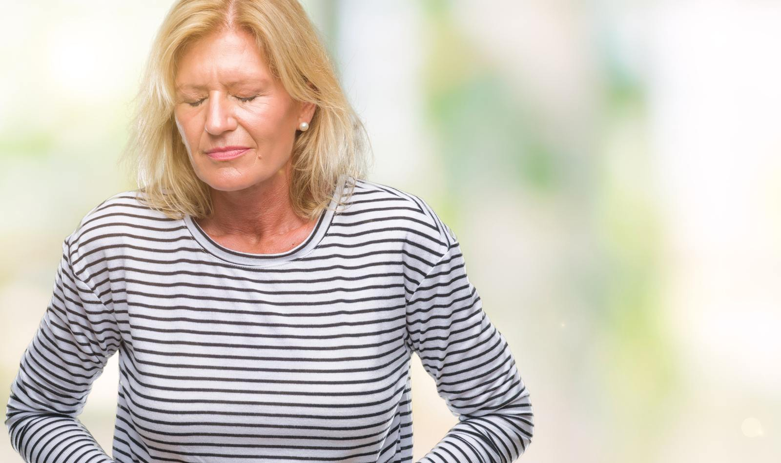 dolore alle ovaie in menopausa cause